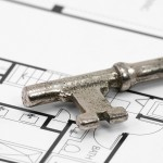 key and building blueprint